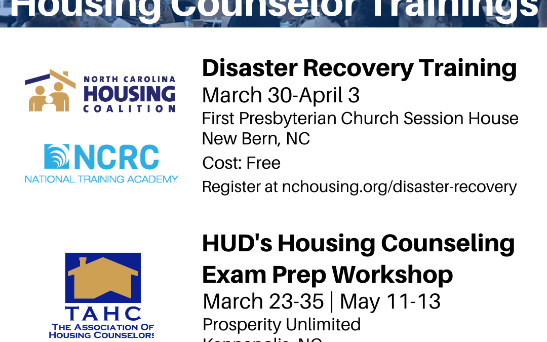 Disaster Recovery Training