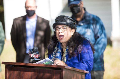 Councilwoman Speaks